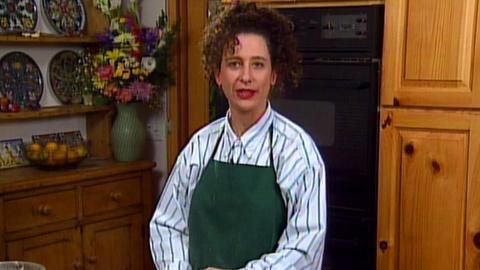 Julia Child: Cooking With Master Chefs -- Rustic breads with Nancy Silverton