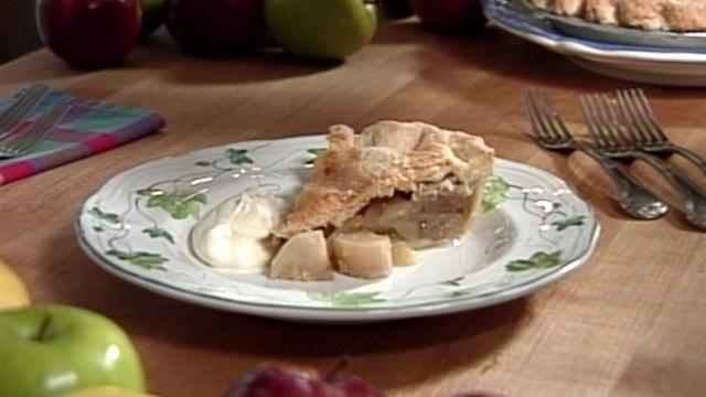 Harvest Apple Pie with Jim Dodge