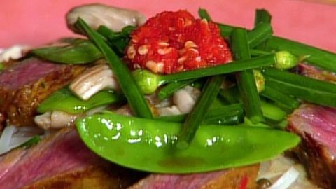 Thai-Marinated Beef with Jean-Georges Vongerichten