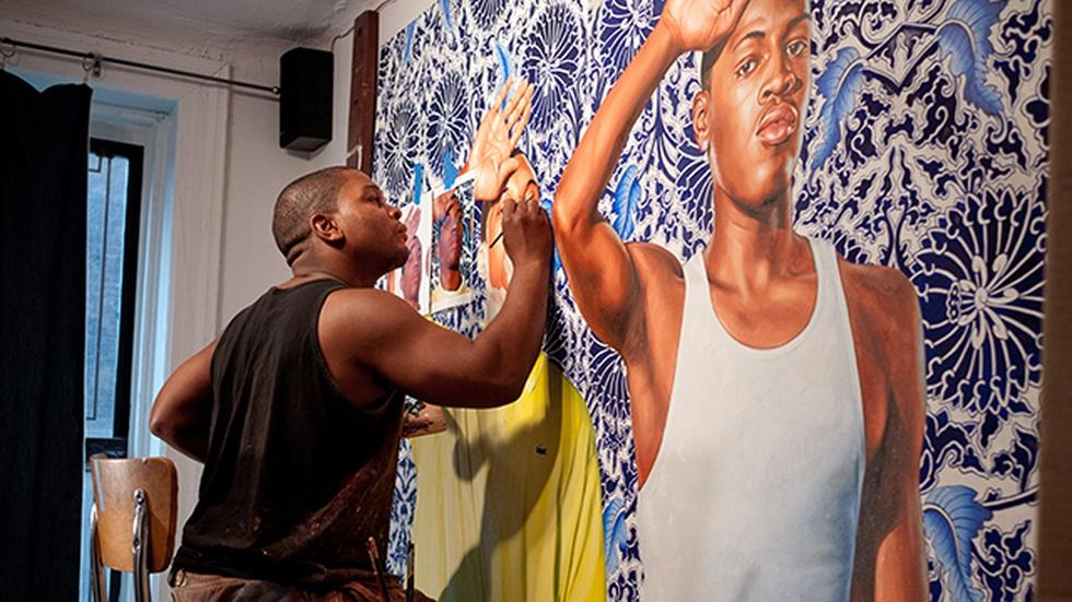 Kehinde Wiley: An Economy of Grace image