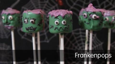 Kitchen Explorers -- Frankenpops
