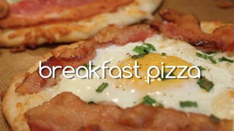 Kitchen Explorers -- Breakfast Pizza