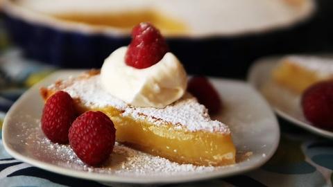 Kitchen Explorers -- Easy Lemon Tart