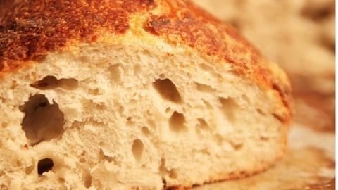 Kitchen Explorers -- Easy No-Knead Artisan Bread