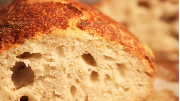 Kitchen Explorers: Easy No-Knead Artisan Bread
