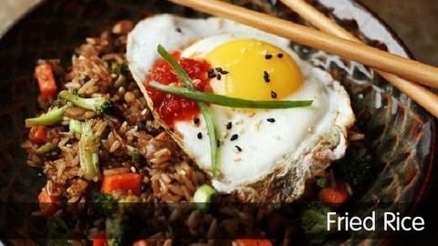 Kitchen Explorers -- Easy Fried Rice
