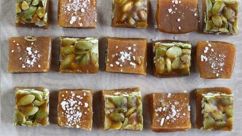 Kitchen Vignettes -- S1 Ep10: Salted Pumpkin Caramels