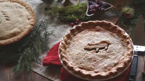 Kitchen Vignettes -- S1 Ep12: Christmas Tourtiere