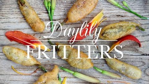 Kitchen Vignettes -- S2 Ep1: Daylily Fritters