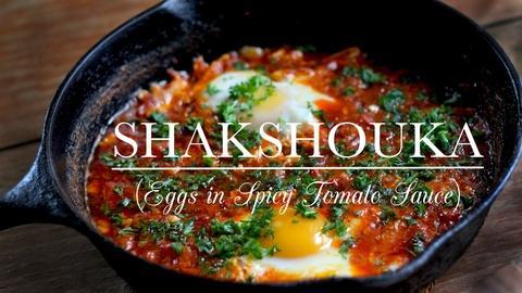 Kitchen Vignettes -- S2 Ep9: Shakshouka