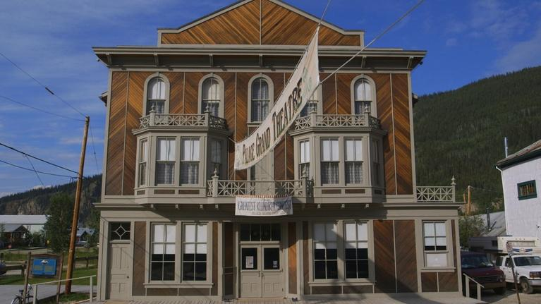 The Klondike Gold Rush: The Palace Grand Theatre