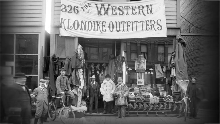 The Klondike Gold Rush: The Photographers