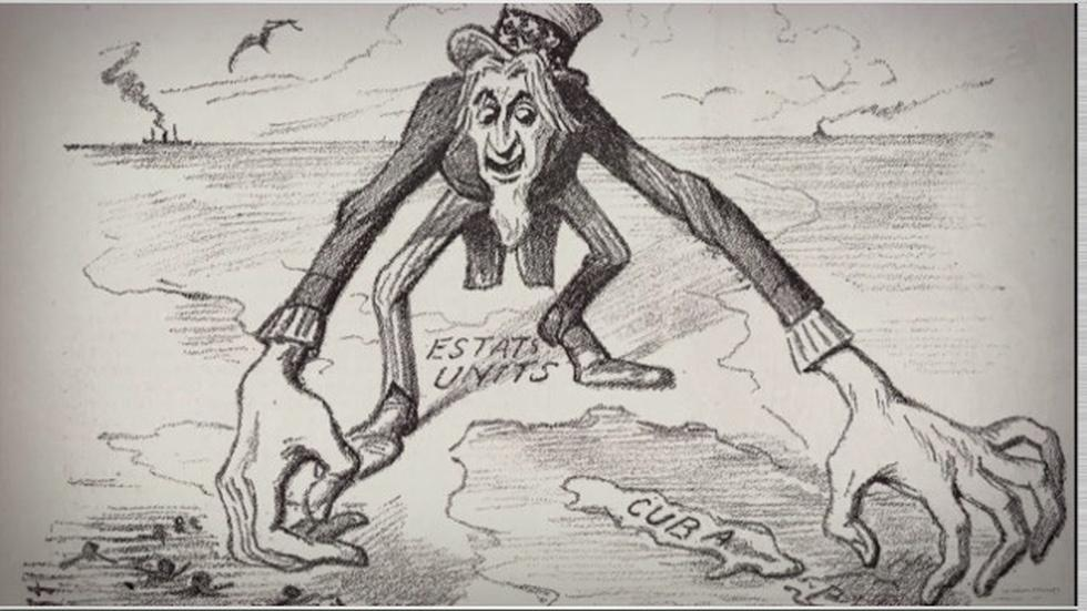 La guerra hispanoamericana image