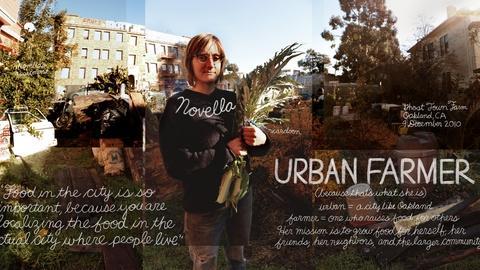 The Lexicon of Sustainability -- Urban Farming