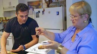 Holiday for Heroes: August Dannehl's Special Dinner
