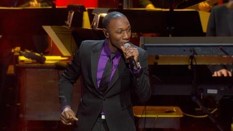 "The Lincoln Awards -- Aloe Blacc performs ""Love is the Answer"""