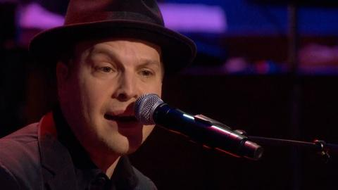 "The Lincoln Awards -- Gavin DeGraw performs ""Soldier"""