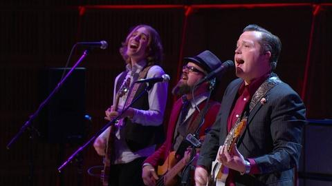 Live From Lincoln Center -- S39 Ep4: Jason Isbell: Moving Forward - Preview
