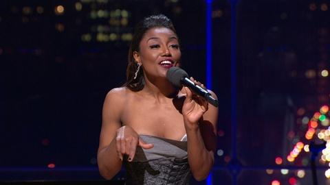 Live From Lincoln Center -- Patina Miller: Finding a Way