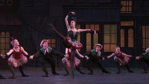Live From Lincoln Center -- S39 Ep7: Curtain Up: The School of American Ballet Workshop