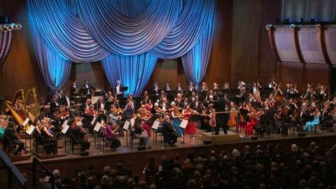 Live From Lincoln Center -- S39 Ep8: New York Philharmonic New Year's Eve: Gershwin Cele