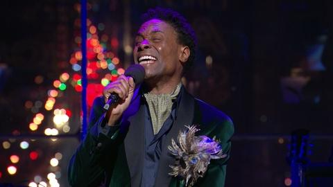 """Live From Lincoln Center -- S40 Ep2: Billy Porter performs Rachelle Ferrell's """"Peace On"""