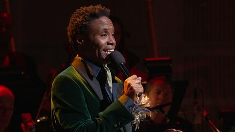"""Live From Lincoln Center -- S40 Ep2: Billy Porter performs """"Run Til I Finish"""""""