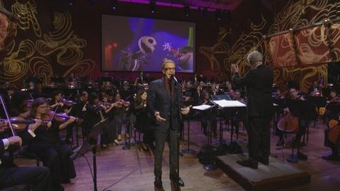 Live From Lincoln Center -- Danny Elfman's Music from the Films of Tim Burton - Preview