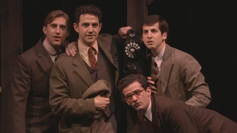 """Live From Lincoln Center -- S40 Ep7: Santino Fontana: Playing """"Moss Hart"""""""