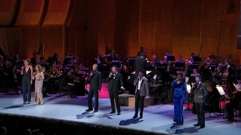Live From Lincoln Center -- Sinatra: Voice for a Century