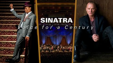 Live From Lincoln Center -- S40 Ep8: Sinatra's Legacy in Multiple Voices