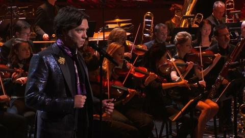 Live From Lincoln Center -- Rufus Wainwright: Taking on a Song