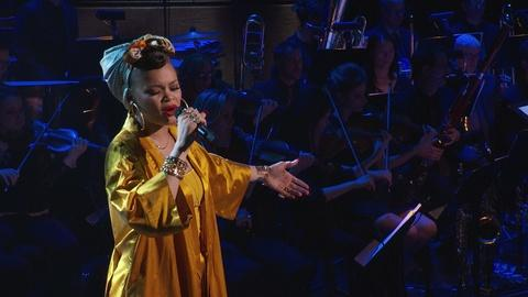 Live From Lincoln Center -- Andra Day