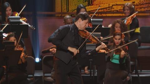 Live From Lincoln Center -- Joshua Bell: Seasons of Cuba - Preview
