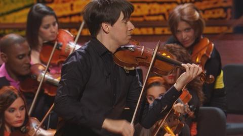 Live From Lincoln Center -- Joshua Bell and the Havana Chamber Orchestra heat things up