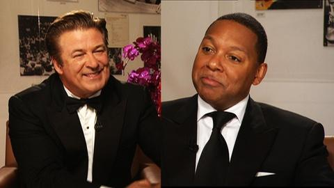 Live From Lincoln Center -- S35: Swinging with the Phil: Alec Baldwin and Wynton Marsali