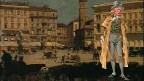 Live From Lincoln Center -- S26: La Boheme: Colline and His Coat