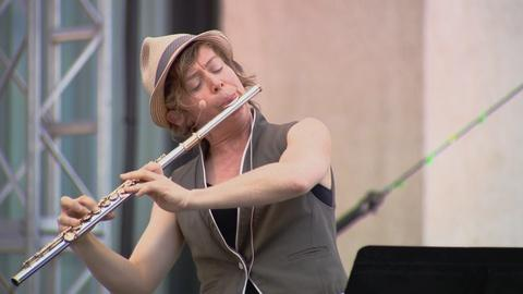 """Live From Lincoln Center -- Claire Chase, flute and piccolo: Mostly Mozart's """"50 for 50"""""""