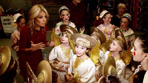 Live From Lincoln Center -- S36: The Nutcracker Backstage with Kelly Ripa