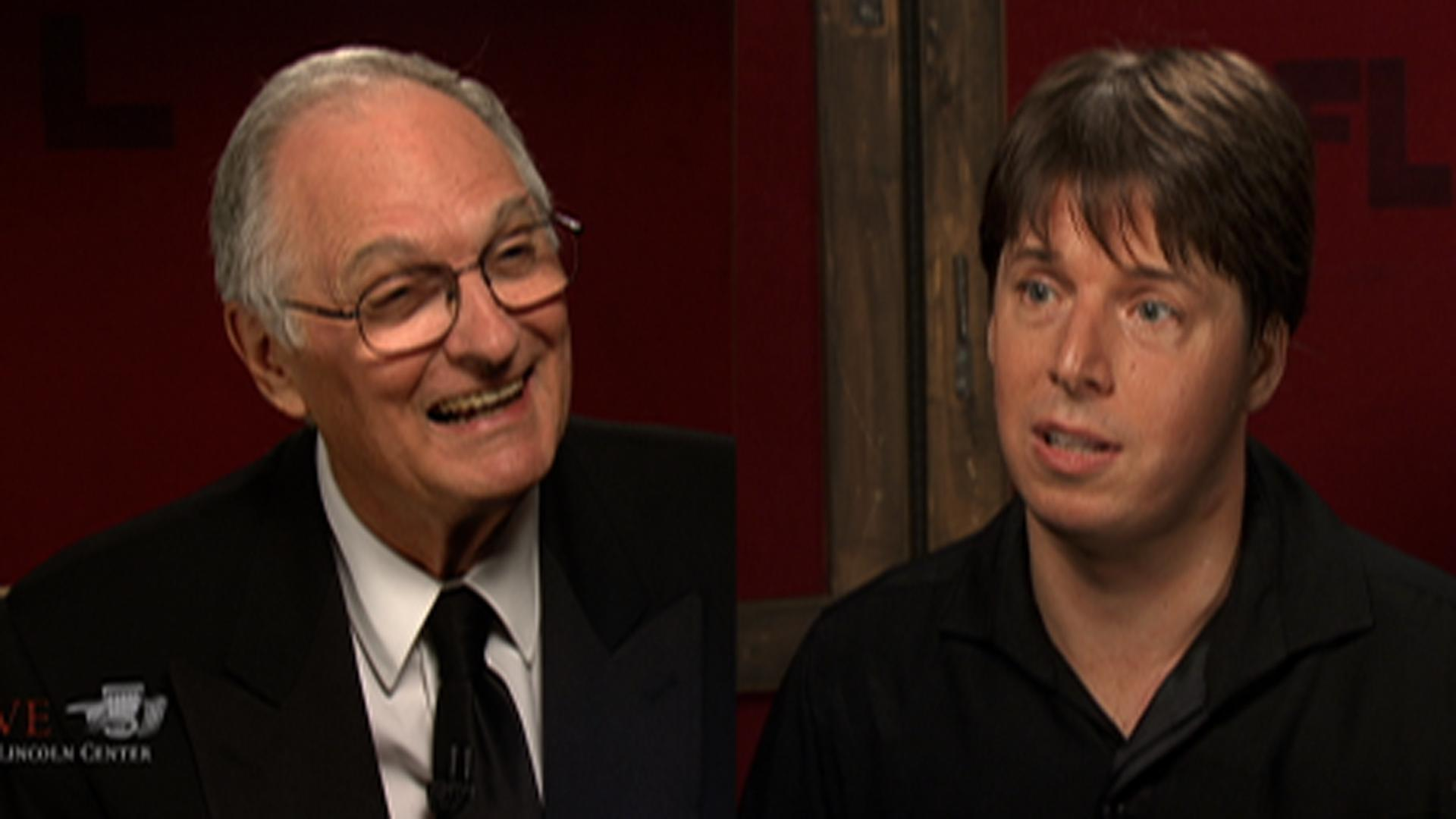 Alan Alda And Joshua Bell Tales Of The Violin Season 34 Live From Lincoln Center Pbs