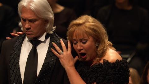 """Live From Lincoln Center -- Olga Borodina & Dmitri Hvorostovsky sing """"The Tsar's Bride"""""""