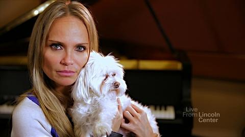Live From Lincoln Center -- Kristin Chenoweth Rapid-Fire