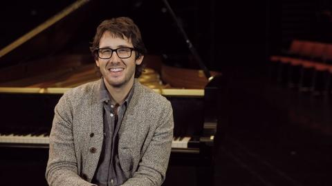 Live From Lincoln Center -- Josh Groban Rapid-Fire