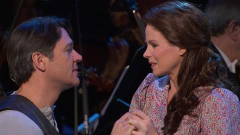 "Live From Lincoln Center -- ""The Bench Scene"" from Rodgers & Hammerstein's Carousel"