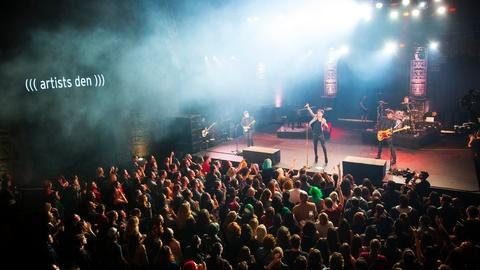 Live from the Artists Den -- Panic! At The Disco at the Mayan Theater in Los Angeles
