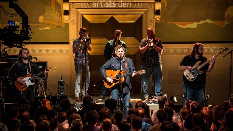 Sturgill Simpson at the Broad Street Ballroom in New York image