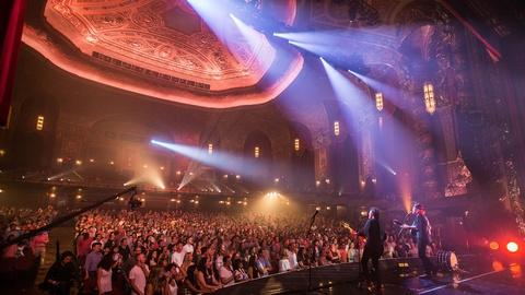 Live from the Artists Den -- The Lumineers at Kings Theatre in Brooklyn