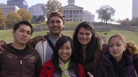 Local, USA -- Immigration: Language