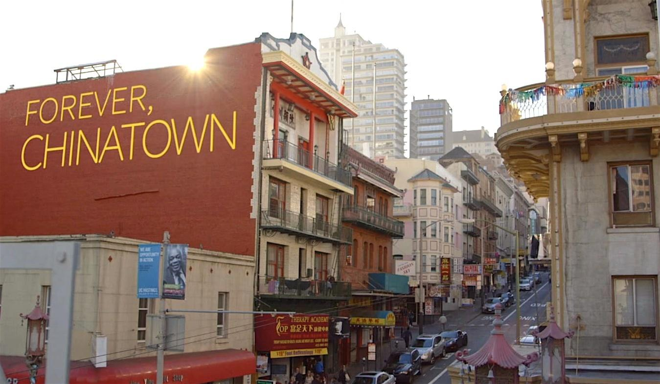 Forever Chinatown