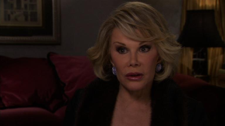 Make Em Laugh: Joan Rivers on her Contemporaries